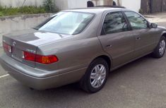 Toyota Camry gray 2001 FOR SALE