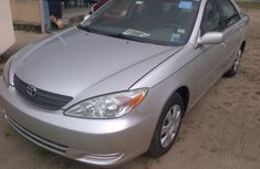 Toyota Camry silver 2003 FOR SALE