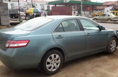Toyota Camry navy green 2008