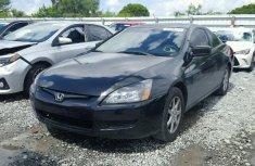 2003 Honda Accord Black For Urgent Sales