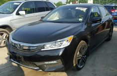 2016 Honda Accord Black For Urgent Sales