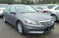 2012 Honda Accord Grey For Urgent Sales