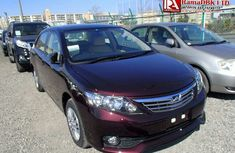2014 clean Toyota Allion for sale