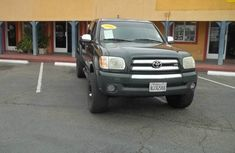 2006 Toyota Tundra SR5 Green for sale