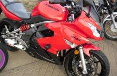 Kawasaki Powerbike 2007 Red for sale