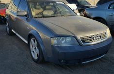 AUDI 2002 GREY FOR SALE
