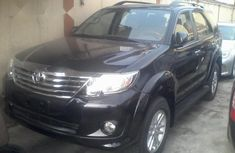 2012 Toyota Fortuner Automatic Petrol well maintained