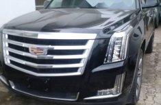 Cadillac Escalade 2015 Petrol Automatic Black