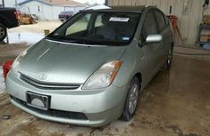 2004 TOYOTA PRIUS Green for sale
