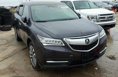 NEAT AND CLEAN ACURA MDX 2014 MODELFOR SALE