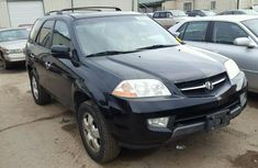 NEAT AND CLEAN ACURA MDX 2002 MODEL :+2348101594838.