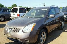 2005 NISSAN ROGUE Gray for sale