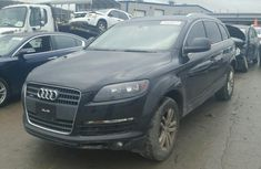 2005 AUDI Q7 Black for sale