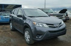 2014 Toyota rav4 in good condition for sale