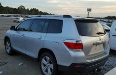 2012 Toyota Highlander in good condition for sale