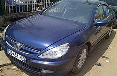 Good used 2008 Peugeot 607 for sale