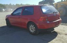 Volkswagen golf 2003 in a good condition for sale