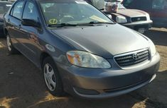 Good used Toyota corolla 2005 for sale