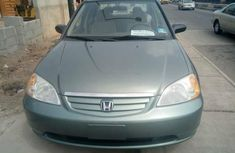 Foreign used Honda civic 2000 Grey for sale