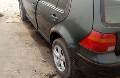 Used Volkswagen Golf 4 2001 Green for sale