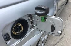 A trick to quickly determine which side of your car the fuel cap is located