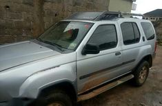 Nissan Xterra 2001 Silver FOR SALE