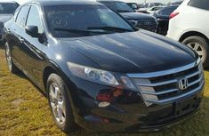 TOKUNBO FOREIGN USED 2012 HONDA ACCORD CROSSTOUR BLACK FOR SALE