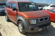 Clean Honda 2003 Element Orange for sale