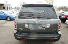 Foreign used Honda Pilot 2008 Grey for sale