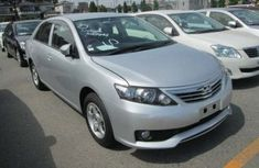 2013 cheap Silver Toyota Allion for sale