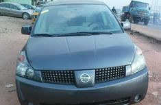 Cheap Tokunbo Nissan Quest 4 Sale,2003 Moedl