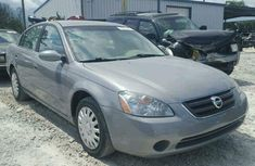 Nissan Maxima 2004 Grey for sale