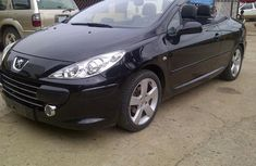 Well Kept Peugeot 307 2007 for sale
