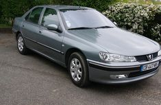 Well Maintained Peugeot 406 2004 for sale