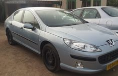 2004 Clean manual drive Peugeot 407 for sale