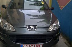 2006 Super clean Peugeot 407 tokunbo up for sale