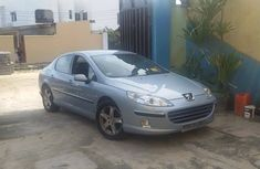 2006 Silver bird clean charming Peugeot 407 for sale