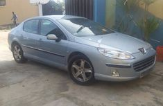 2008 Clean manual drive Peugeot 607 tokunbo for sale