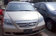 2003 Honda Odyssey Petrol Automatic