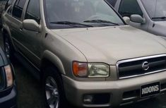 2003 Nissan Pathfinder Automatic Petrol well maintained