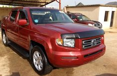2006 Honda Ridgeline Automatic Petrol well maintained