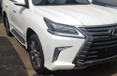 Lexus LX 2017 Automatic Petrol ₦68,000,000