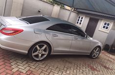 Direct tokunbo Mercedes Benz cls550 2010 silver for sale with full option