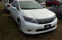 2014 Lexus Hs 250h  White For Sale