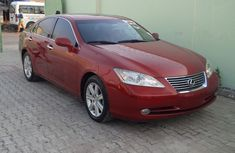 Lexus Es350 red 2009 for sale