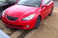 2005 Red away for sale Toyota Solara FOR SALE