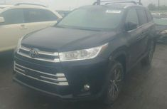 2017 Toyota Highlander Limited Edition Black For Sale