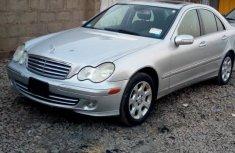 Toks Mercedes-Benz C240 saloon 2006 for sale
