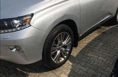 Foreign used Lexus RX350 2013 for sale