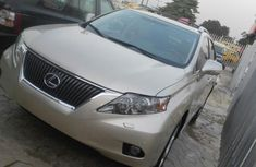 Good used lexus rx 350 2013 for sale